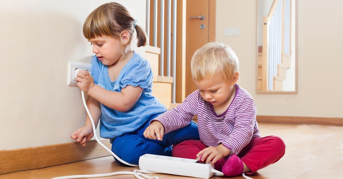 Cuidados com as Crianças: Segurança em Casa