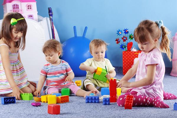 Escolha de Brinquedos Até aos 3 anos