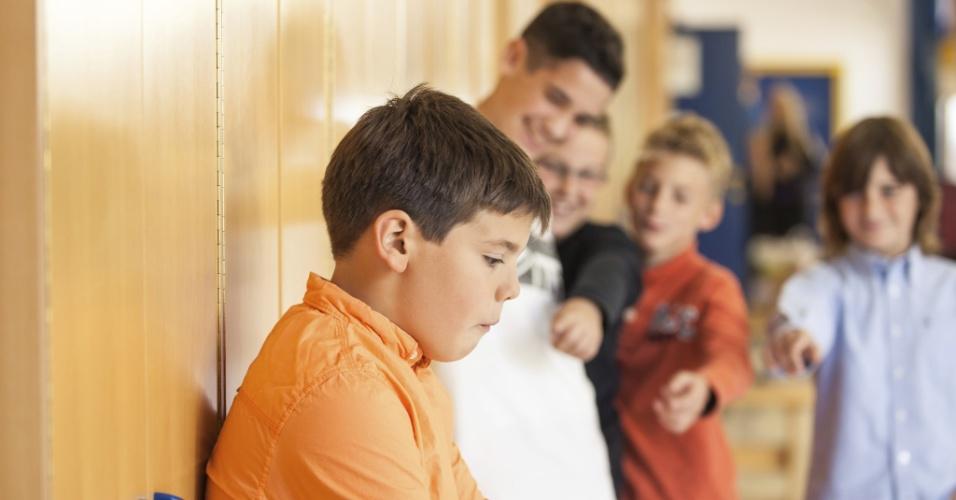Sinais de que o seu Filho é Vítima de Bullying
