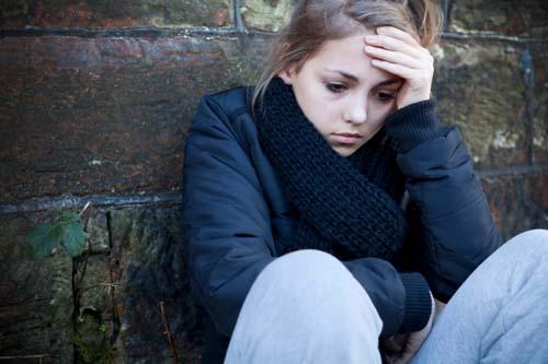 Depressão: Adolescentes Tristes