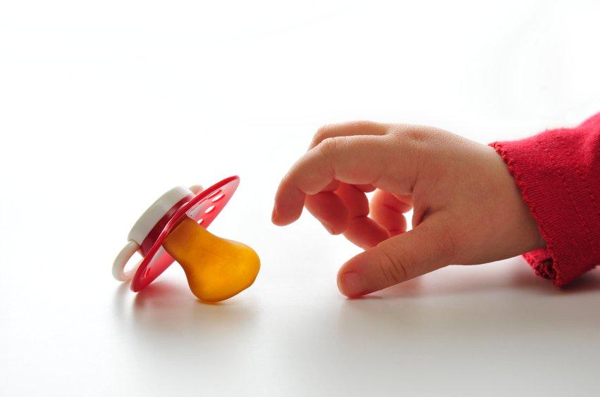 Ideias para ajudar as Crianças a Largar a Chucha