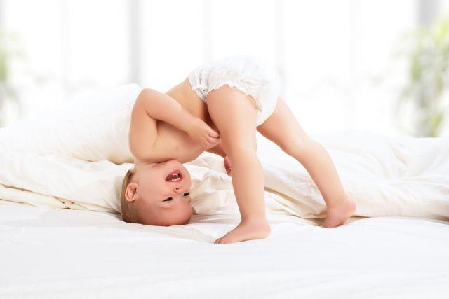 6 dicas para tirar as fraldas durante a noite