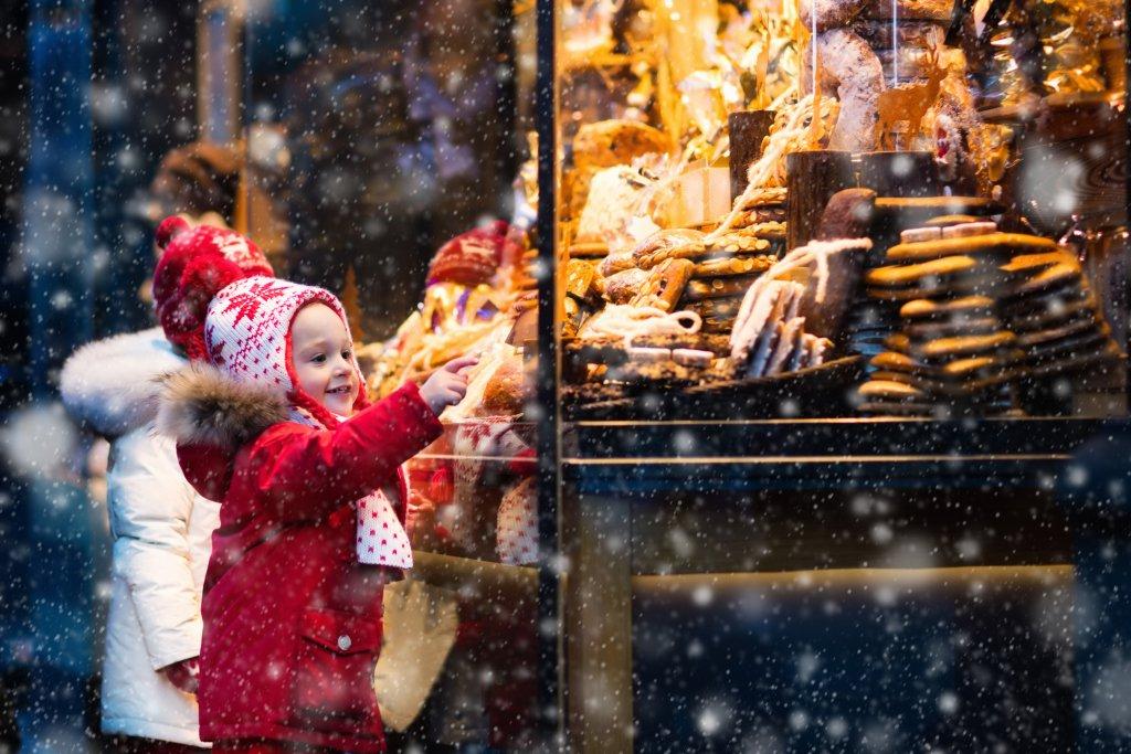 5 mercados de Natal a visitar com as crianças