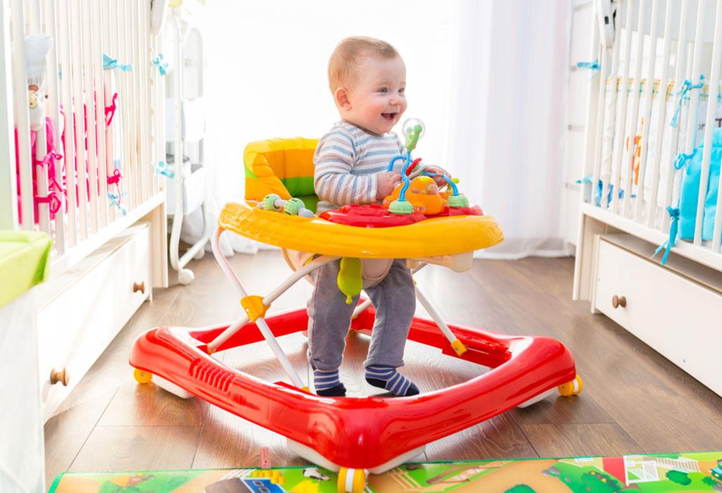 Os Andarilhos afetam o desenvolvimento dos bebés