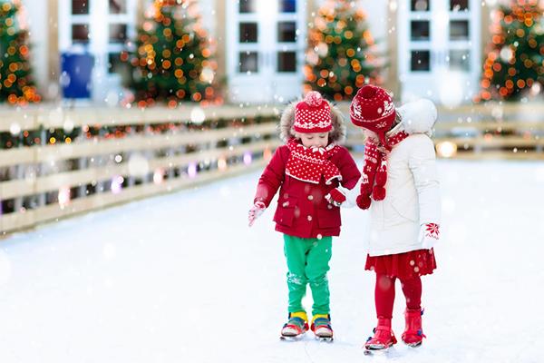 6 pistas de gelo em Lisboa a visitar este Natal