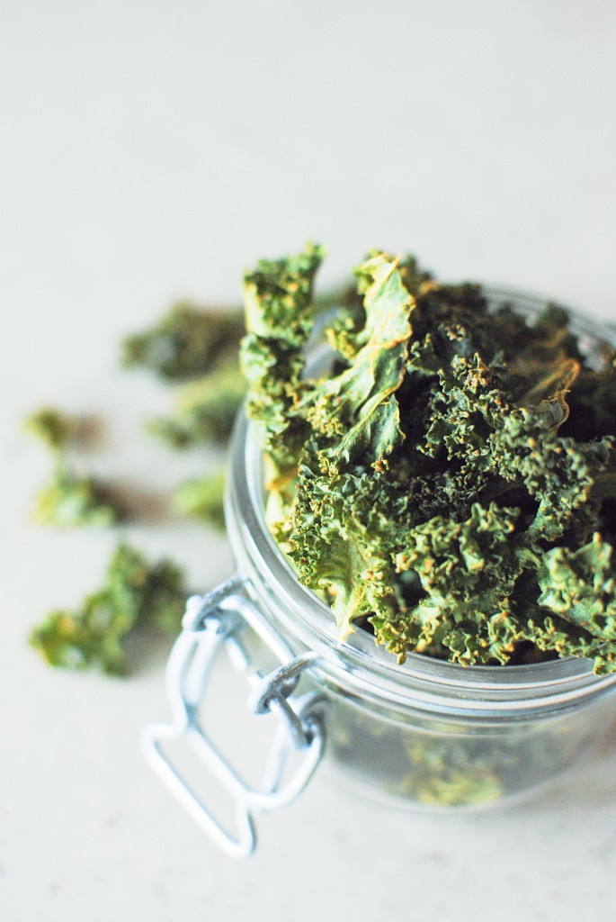 Chips de Couve | kale chips