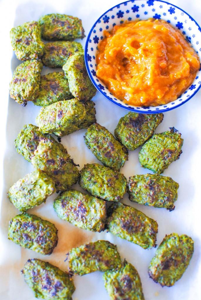 tots de espargos | asparagus tots