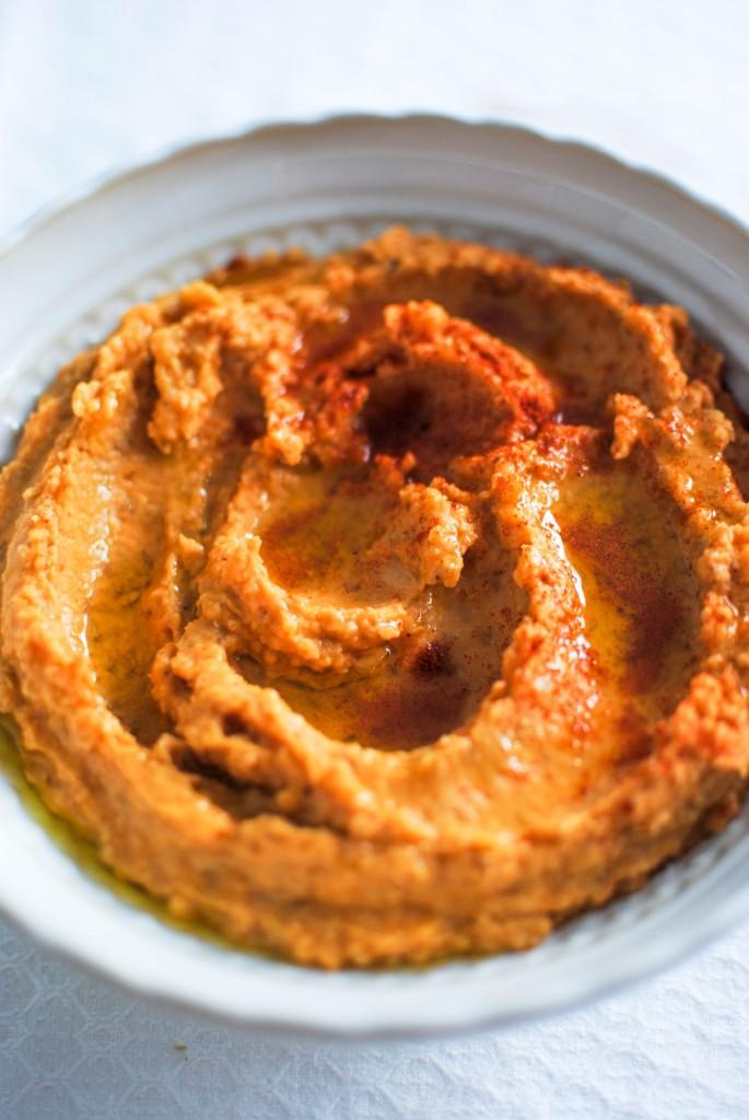 o meu hummus preferido | my favourite hummus