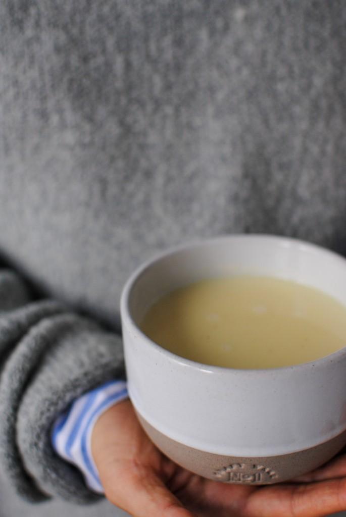 leite dourado calmante | calming golden milk
