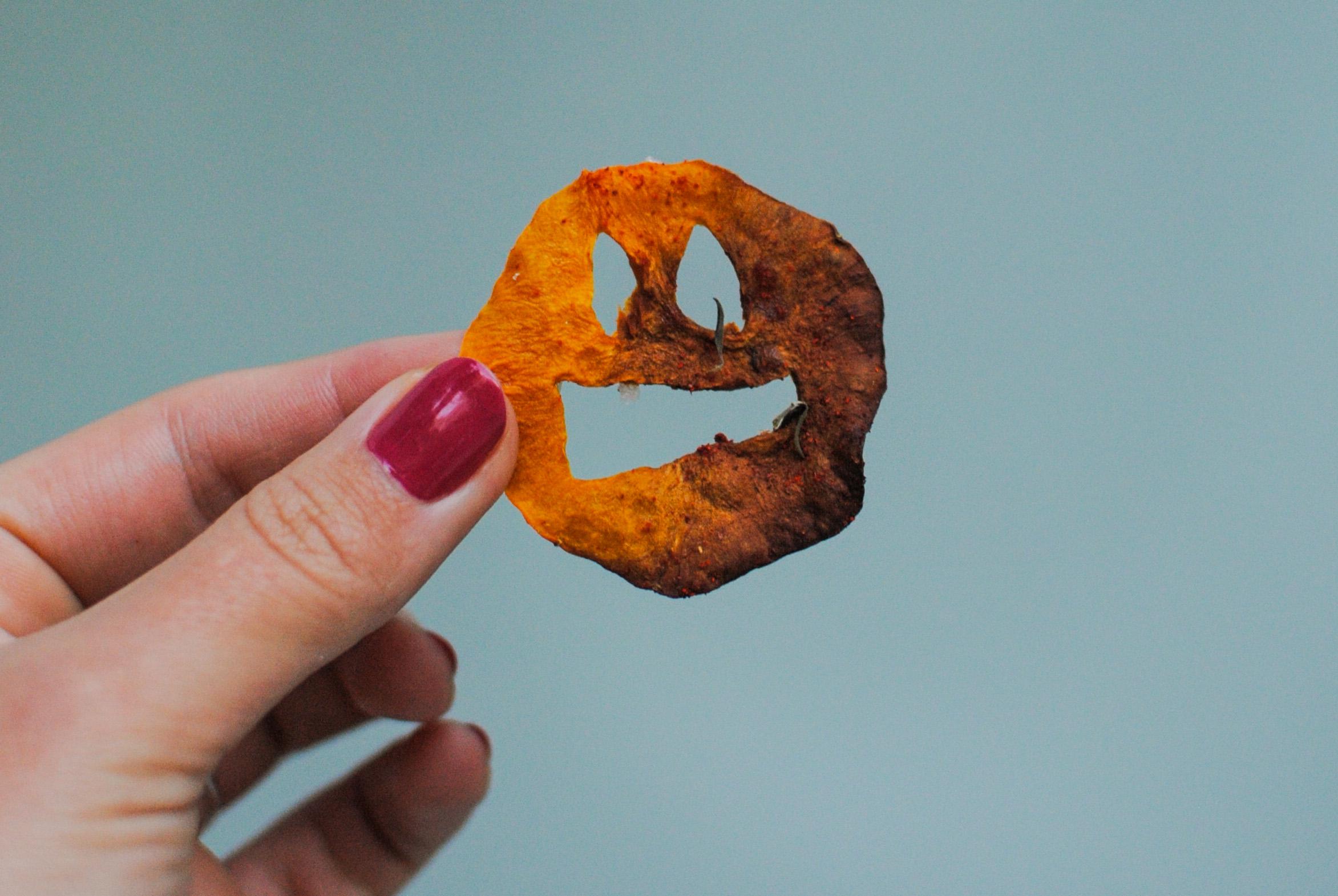 Snacks saudáveis e deliciosos para o Halloween