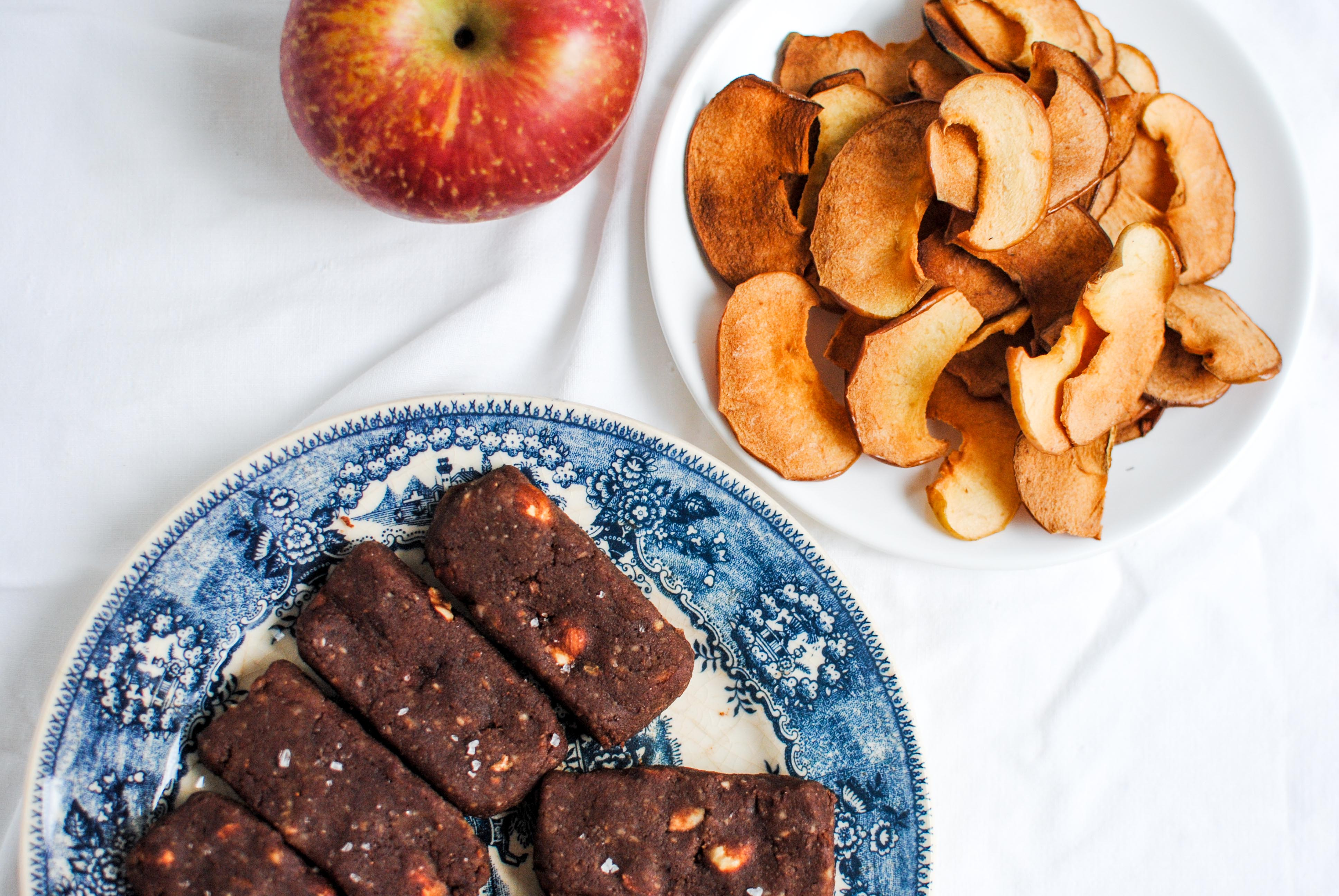 Snacks saudáveis para levar no avião