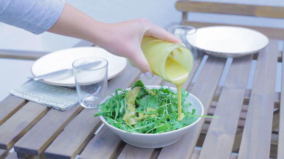 Tempero Básico para Saladas