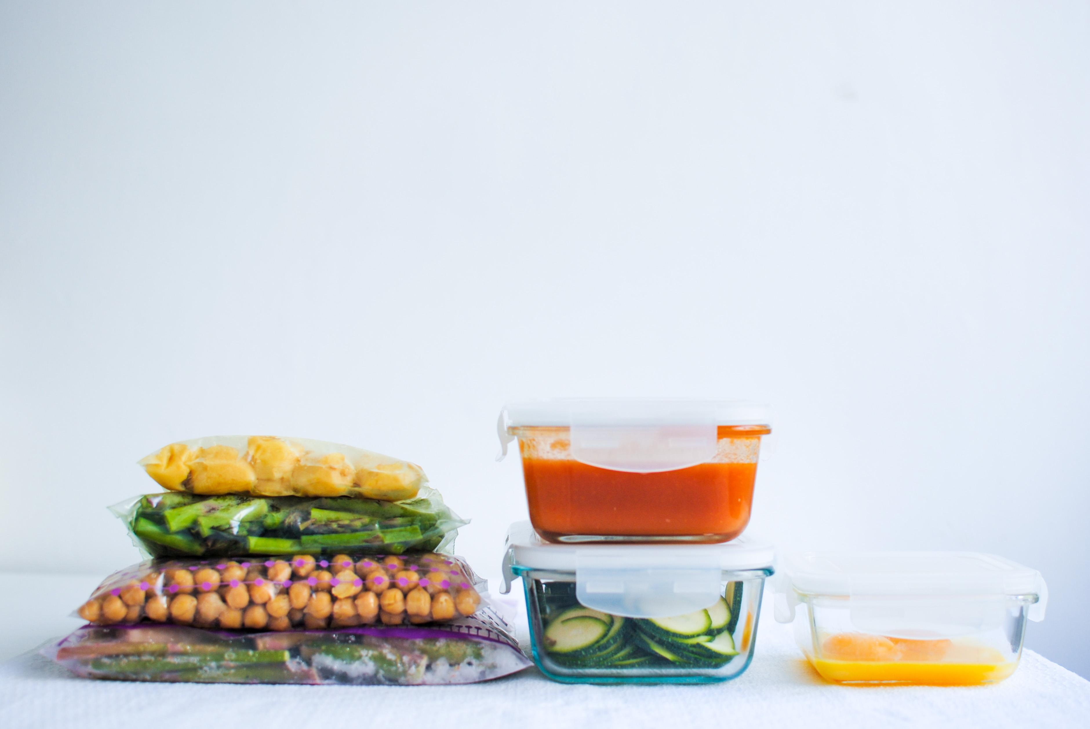Como e Onde Conservar Alimentos de forma Sustentável